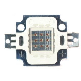 10Watt Red High Power LED Panel