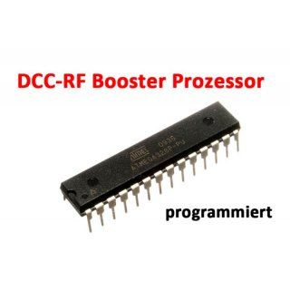 DCC-RF Booster Prozessor